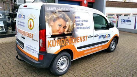Folienbeschriftung Saarland by Autobeschriftung Werbung Saarland
