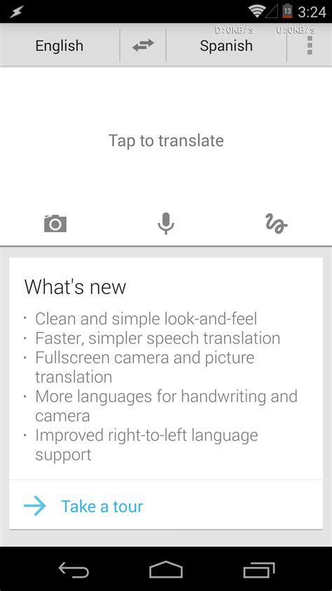 translate apk apk translate android app updated to 3 0 with a new look additional language