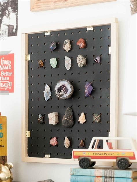 cool pegboard ideas 13 creative pegboard ideas hgtv