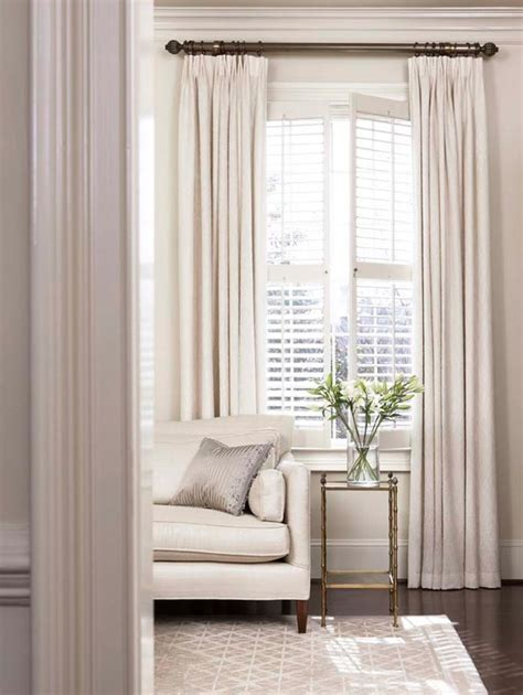 Shutters And Curtains Home Decorating Styling