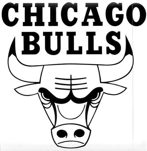 120 Best Images About Templates For Cakes On Pinterest Chicago Bulls Coloring Pages