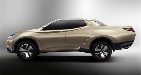 Lamborghini Ute Fiat Ute On The Way Based On 2015 Mitsubishi Triton