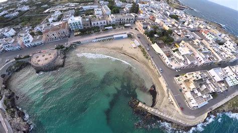 spiaggia santa al bagno spiaggia di s al bagno salento veduta aerea