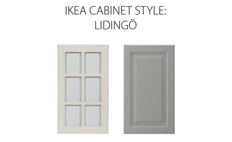 ikea lidingo white door cabinet kitchen drawer fronts ebay the mod house kitchen plans pink little notebook