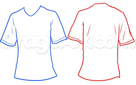 Drawings Of Football Jerseys football jersey drawing lesson step by step sports pop