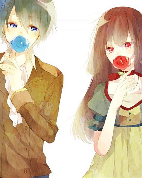 anime eyes boy and girl untitled image 1844814 by saaabrina on favim com