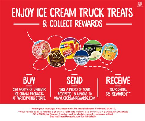 Post It Make It Stick Sweepstakes - indulge in good humor and get your ice cream rewards