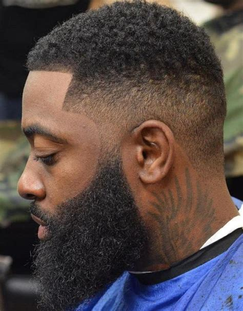 shag hairstyle for black men 50 stylish fade haircuts for black men in 2018
