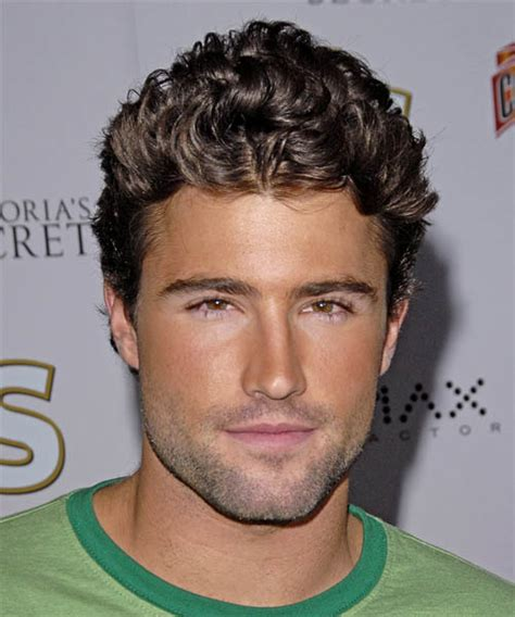 Brody Jenner Hairstyle by Brody Jenner Wavy Casual Hairstyle