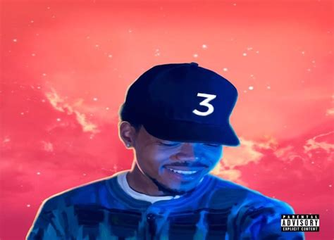 coloring book mixtape by chance the rapper coloring book by chance the rapper album review a