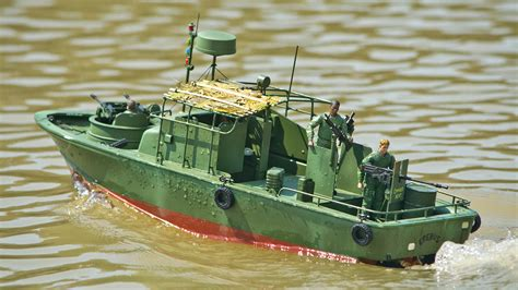 model in boat modeling the boat from apocalypse now part 1 tested