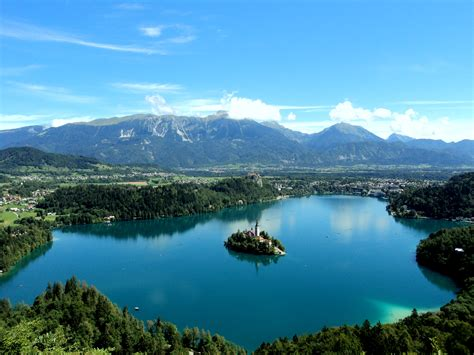 slovenia lake lake bled lake in slovenia thousand wonders