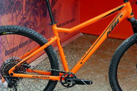 Ktm Frame Ktm Prowler Prototype Carbon All Mountain Bike Ready For