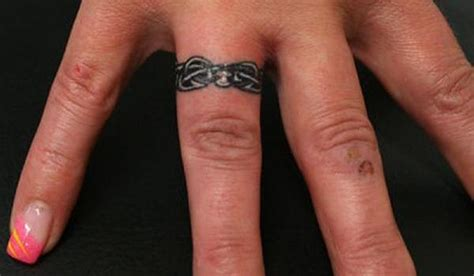 simple ring tattoo designs 50 tattoos for women