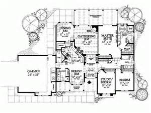 house plans 2000 square one level eplans adobe house plan stand out stucco 2000 square feet and 3 bedrooms from eplans house