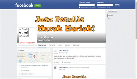 cara membuat watermark di facebook blogpressit cara membuat fanpage di facebook dalam 2 menit