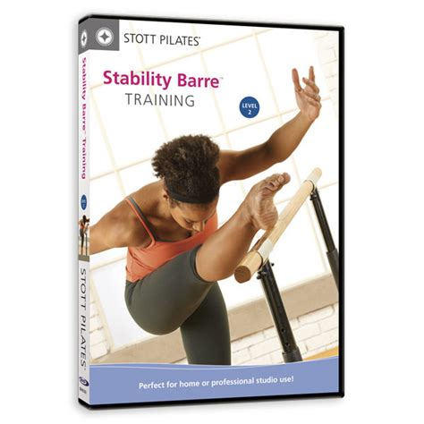 dvd stability barre level 2 merrithew