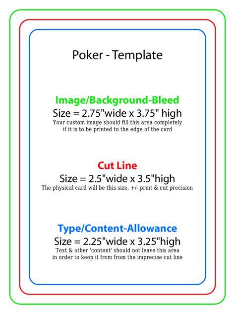 Sized Card Template by F A Q Monogrammatiks