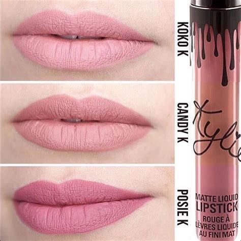 Liquid Matte Single Posie K lipstick lipsticks fashiontap