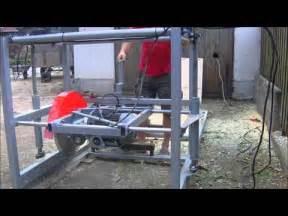 swing sawmill sawmill