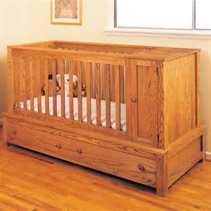 23 excellent baby crib plans woodworking egorlin