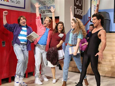 Saved By The Bell by Saved By The Bell Cast Reunites On Tonight Show With Jimmy