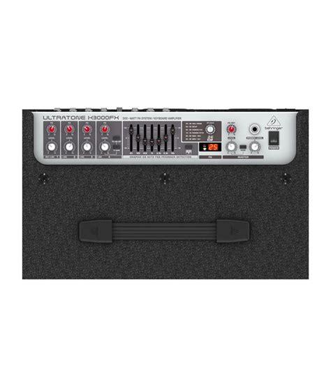Lifier Keyboard Behringer K3000fx K 3000 Fx K 3000 Fx behringer ultratone k3000fx keyboard lifier combos buy