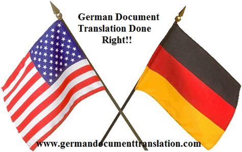 Translate Document German To