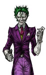 joker colors the joker color by rayluaza on deviantart