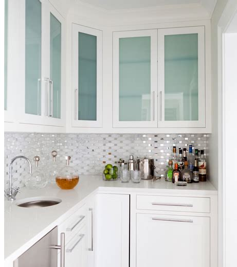 frosted glass for kitchen cabinets butler pantry cabinets contemporary kitchen morgan