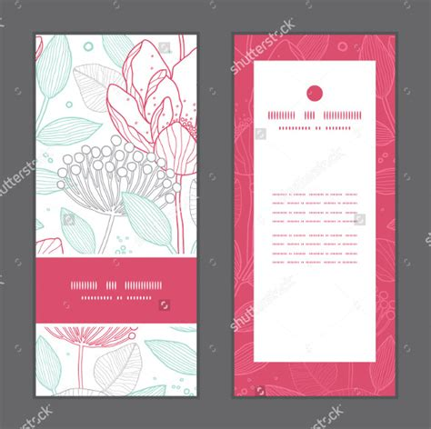 free wedding brochure templates download 24 wedding