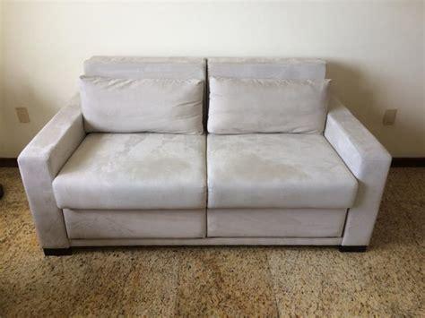etna sofa cama sofa cama etna nunca usado sued california vazlon brasil