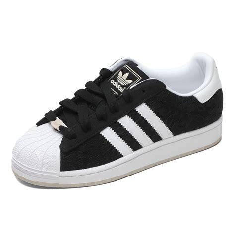 adidas originals 2014 q2 3 stripes superstar 2 sneakers shoes d65471 black ebay
