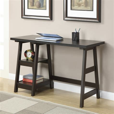convenience concepts designs2go trestle desk convenience concepts 090107 designs2go trestle desk atg