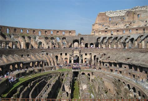 colosseo interno foto colosseo