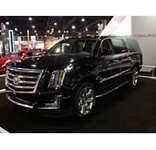 2015 Cadillac Escalade Overview  YouTube