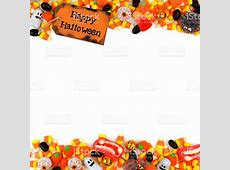 Happy Halloween Borders – Festival Collections A-paper Clip Art