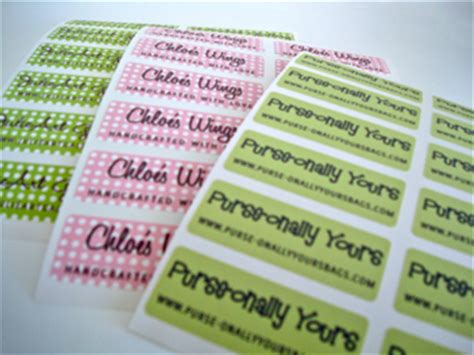 design own clothes labels custom personalized iron on or peel and stick adhesive