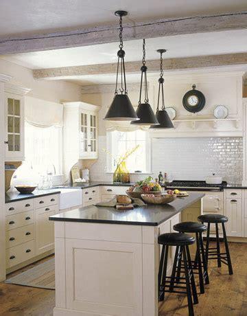 modern farmhouse kitchen lighting whitehaven kitchens with beams