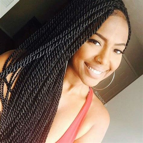 Hairstyles For Senegalese Twist Braids by Best 25 Senegalese Twists Ideas On Twists