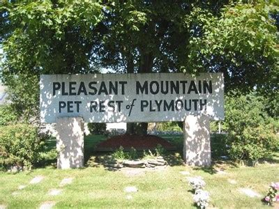 cgrounds near plymouth ma pleasant mountain pet rest of plymouth plymouth ma