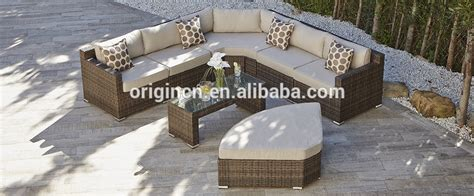 vintage style outdoor furniture vintage style space saving versatile waterproof rattan