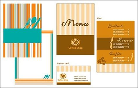 catering card template catering menu card template clip arts clipart me
