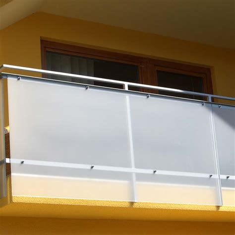 Balkon Sichtschutz Aus Glas by Balkone Und Br 252 Stungen Konstanz Engen Stockach