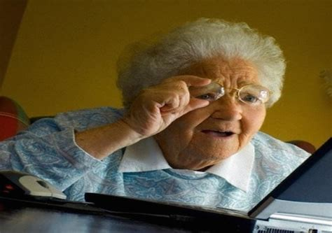 Computer Grandma Meme - the 20 funniest quot grandma finds the internet quot memes on the