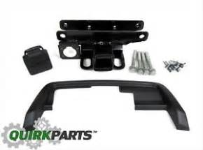 2005 2010 jeep grand hitch receiver and bezel kit