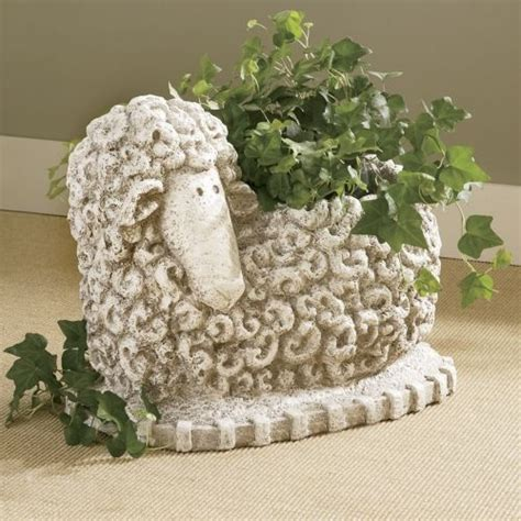 Sheep Planter by Planter Curly Sheep Baby Nursery Ideas Sheep Small Balcony Design And