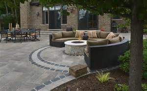 Unilock Beacon Hill Pattern Landscaping Landscape Contractors Landscape Designers