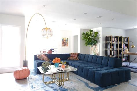 modern sofas for living room modern blue sofa for living room decoration 16189