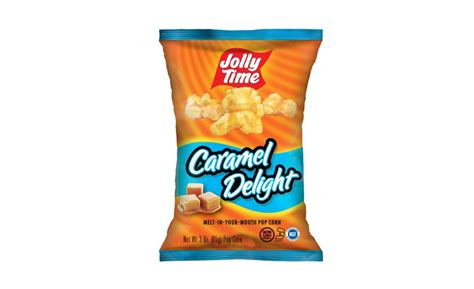 jolly time  popcorn flavors    snack  bakery